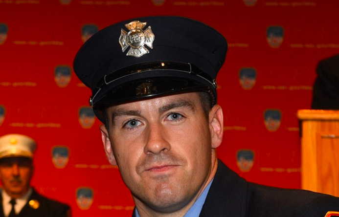 Steven H. Pollard died in the line of duty on Monday, January 7, 2019. (Photo credit: FDNY)