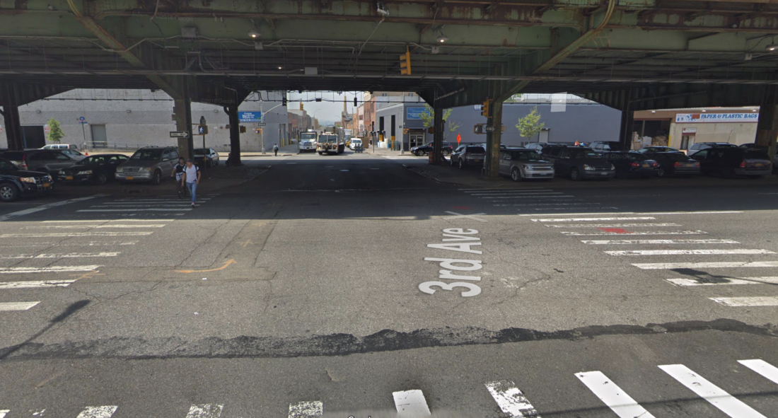 A Hit-And-Run Kills A Sunset Park Neighbor