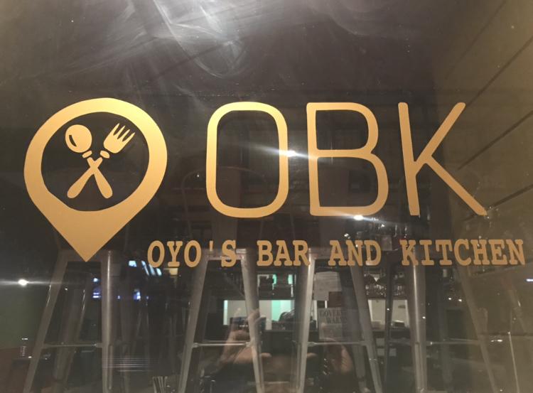 OBK Oyo's Bar and Grill (formerly Summerhill) at 637 Nostrand Avenue. (Photo credit: Kadia Goba/Bklyner)