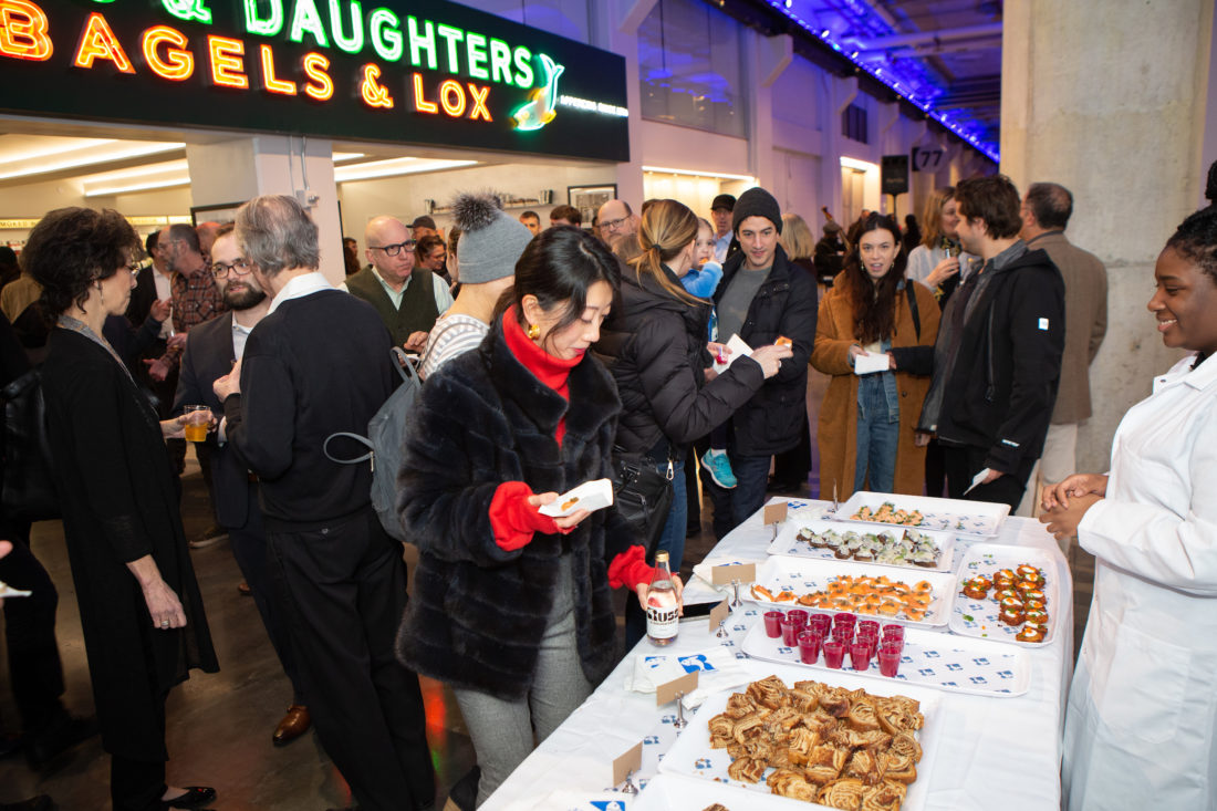 Russ & Daughters Opens In Brooklyn With Space For The Next Four Generations