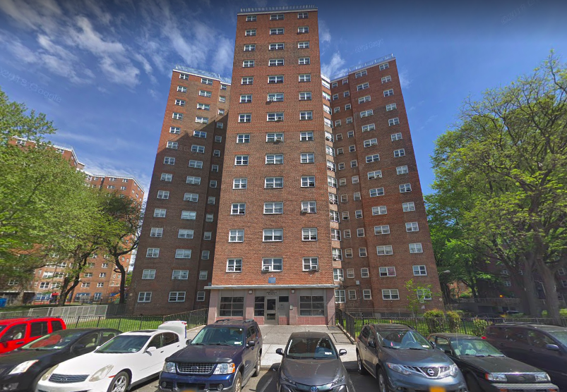 1191 Park Place in Crown Heights - Albany Houses (Screenshot: Google Maps)