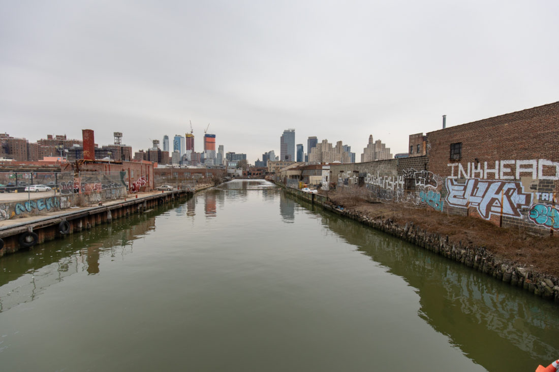 Gowanus News: Appeal To City Agencies, Comments To DCP, IBZ Roundtables