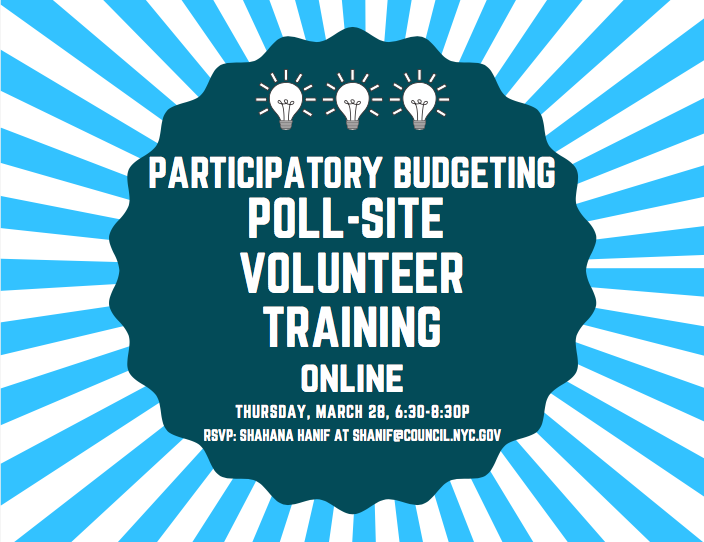 Learn About The Projects On District 39 Participatory