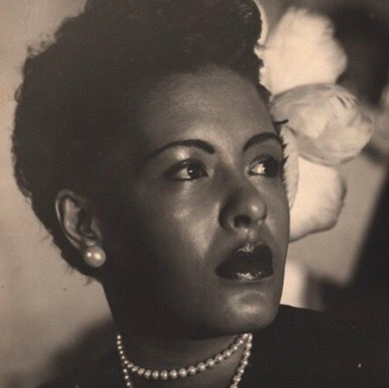 Billie Holiday (Screenshot Billie Holiday Instagram)