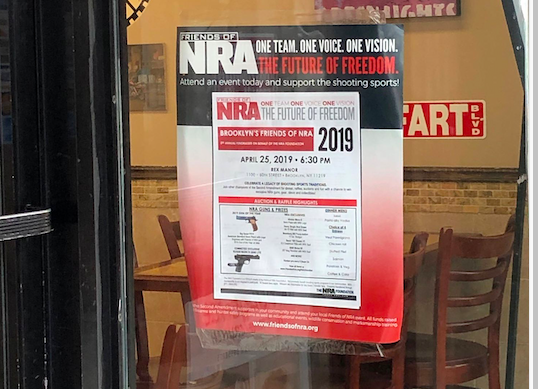 EXCLUSIVE: Friends Of NRA To Hold Fundraiser In Brooklyn