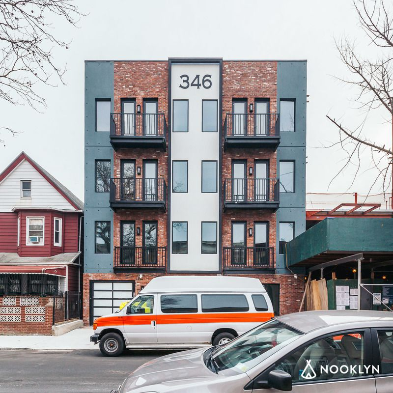 New building in PLG listing 4 affordable housing units. (Renderings: Nooklyn)
