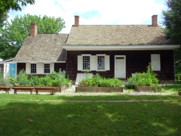 Wyckoff House Museum (Photo credit: NYC Parks Department)