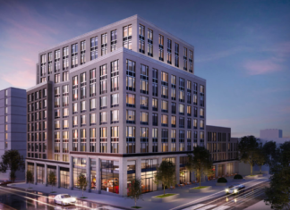 Renderings of 409 Eastern Parkway at Bedford Avenue Credit: CRAFT CG
