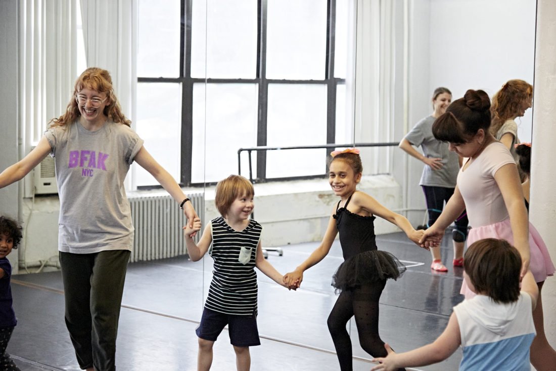 ballet for all kids