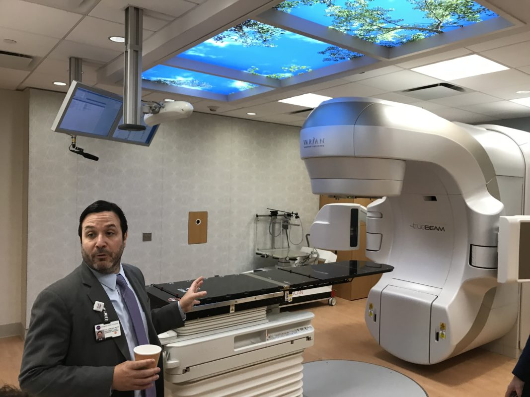 NYU Langone Health's Perlmutter Cancer Center Opens Its
