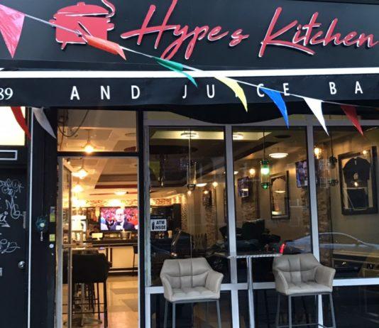 Hype's Kitchen and Juice Bar in PLG at 589 Flatbush Avenue (Photo: Kadia Goba/Bklyner)