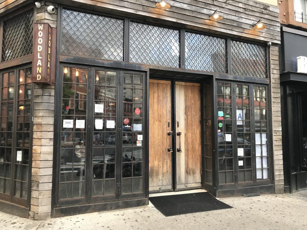 [UPDATE] Woodland's Liquor License Suspended