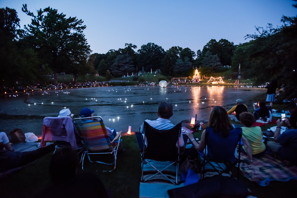 Weekend Art Events: July 12-14 (City of Water Day, The Tempest, Stickball & More)