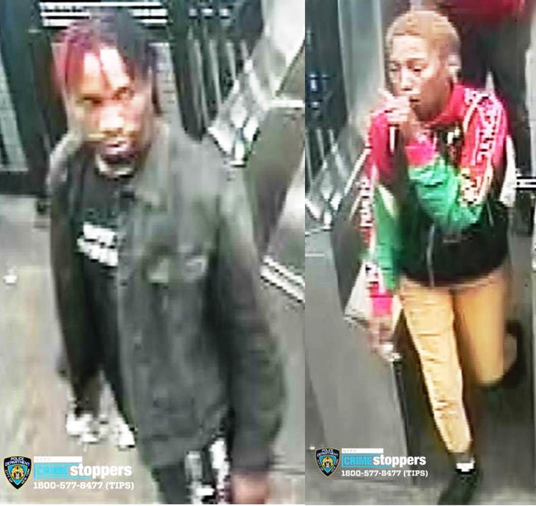 Cops Looking For Pair That Stabbed Man In Subway Station