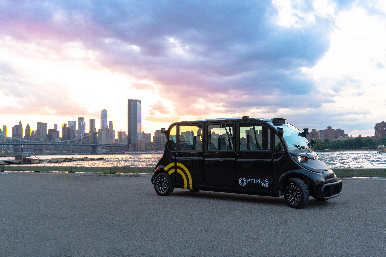 Brooklyn Navy Yard Introduces Fleet Of Self-Driving Cars
