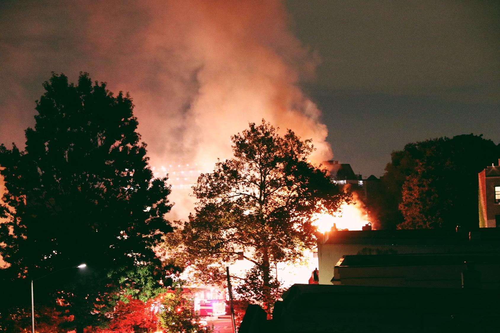 3 Fires on Kensington – Ditmas Park Border In 3 Days