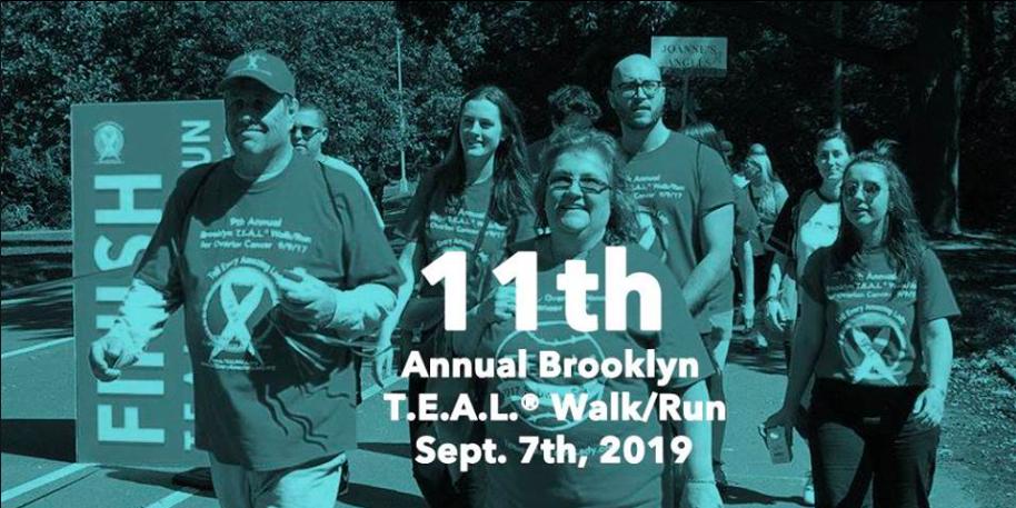 11th Annual Brooklyn T E A L  Walk/Run: Raising Awareness