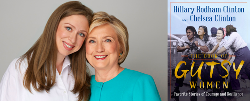 Hillary & Chelsea Clinton Coming To Kings Theatre, Oct. 1