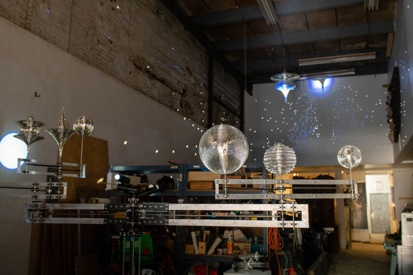 Gowanus Open Studios: 400+ Artists, Disco Balls, Giant Ants & More