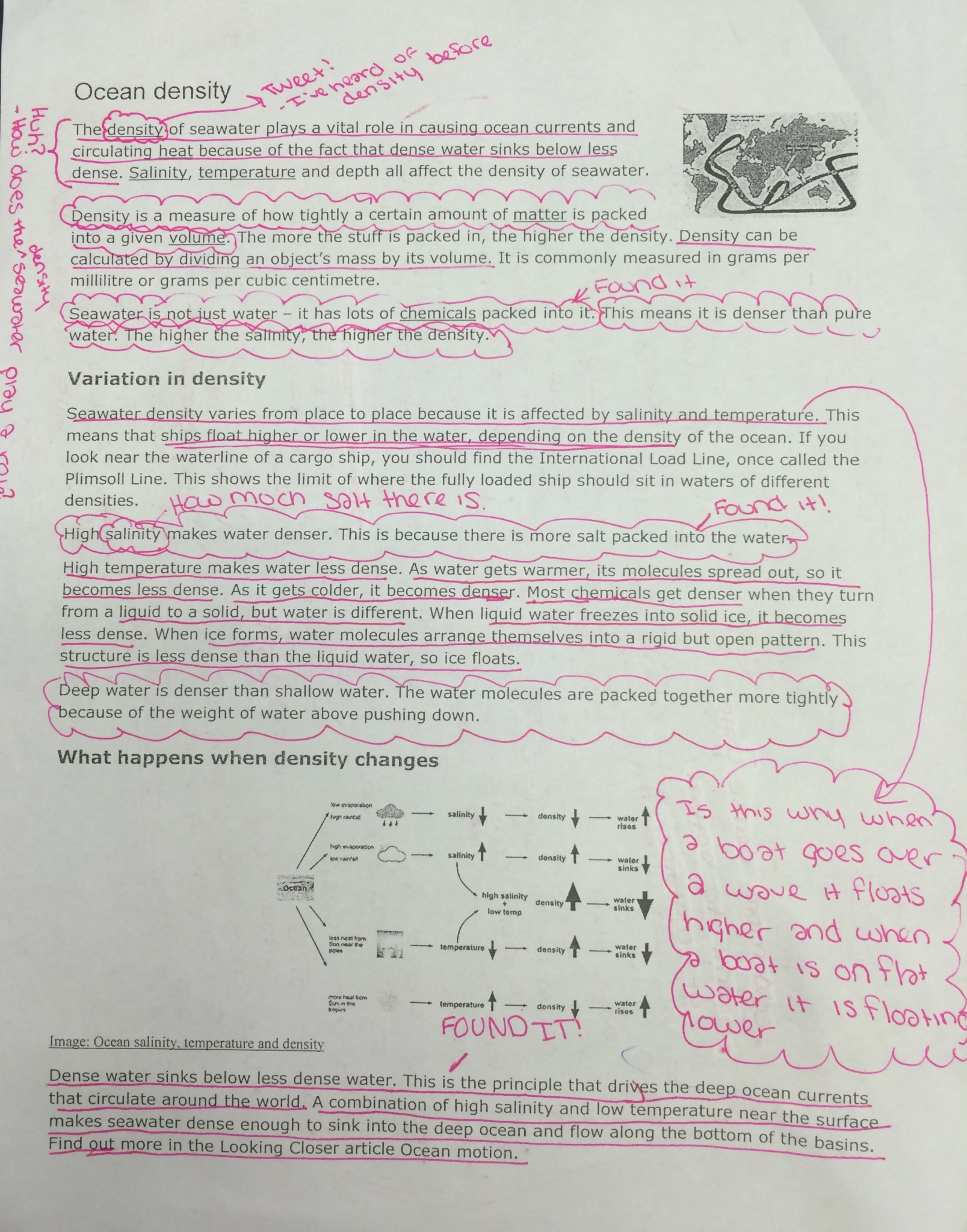 worksheet Ocean Currents Worksheet lesson global ocean and atmospheric circulation evaluating models i wanted to include the example above show some things do not when climbing ladder of discourse first you are