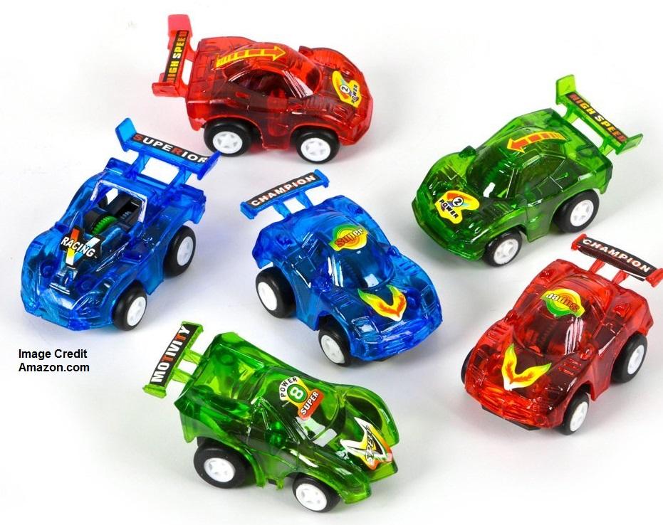Nake kinetic energy toys