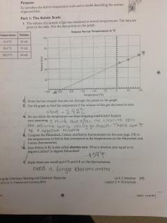 Eighth grade Lesson Absolute Zero | BetterLesson