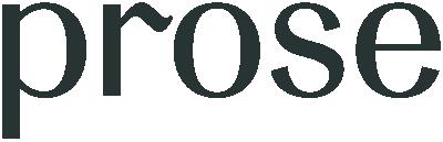 Logo for Prose