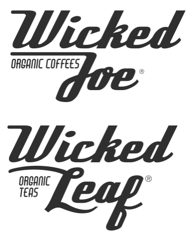 Logo for Wicked Joe, Wicked Leaf & Benbows Coffee