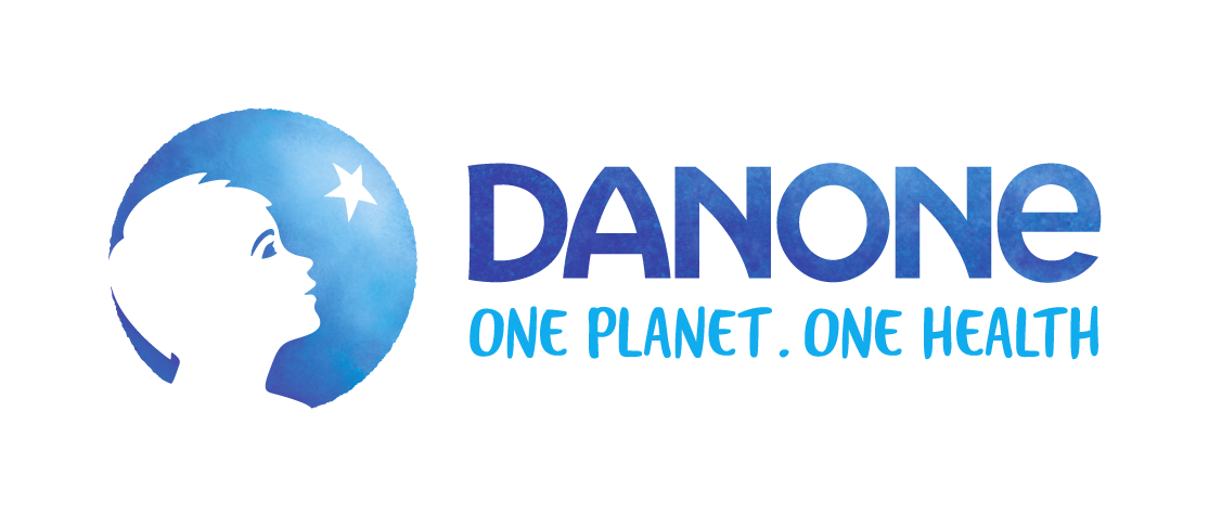 Logo for Danone The Netherlands