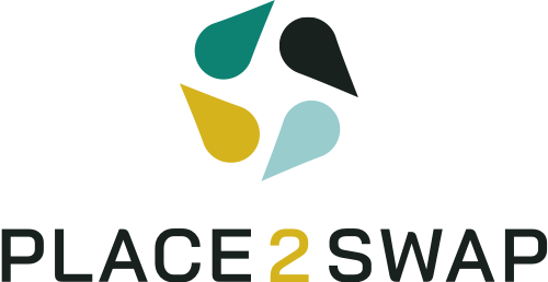 Logo for Place2swap
