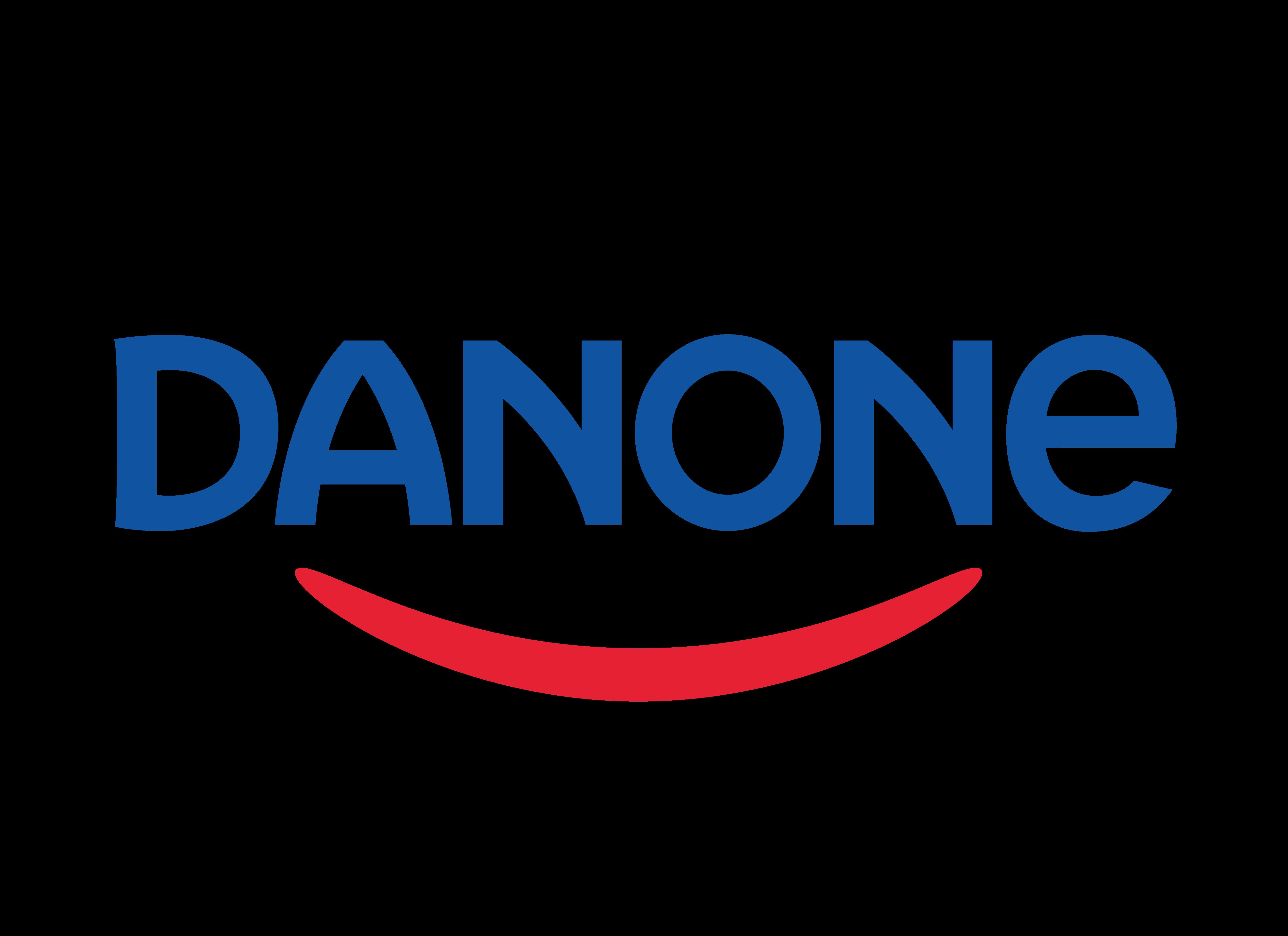Logo for Danone Dairy Belgium