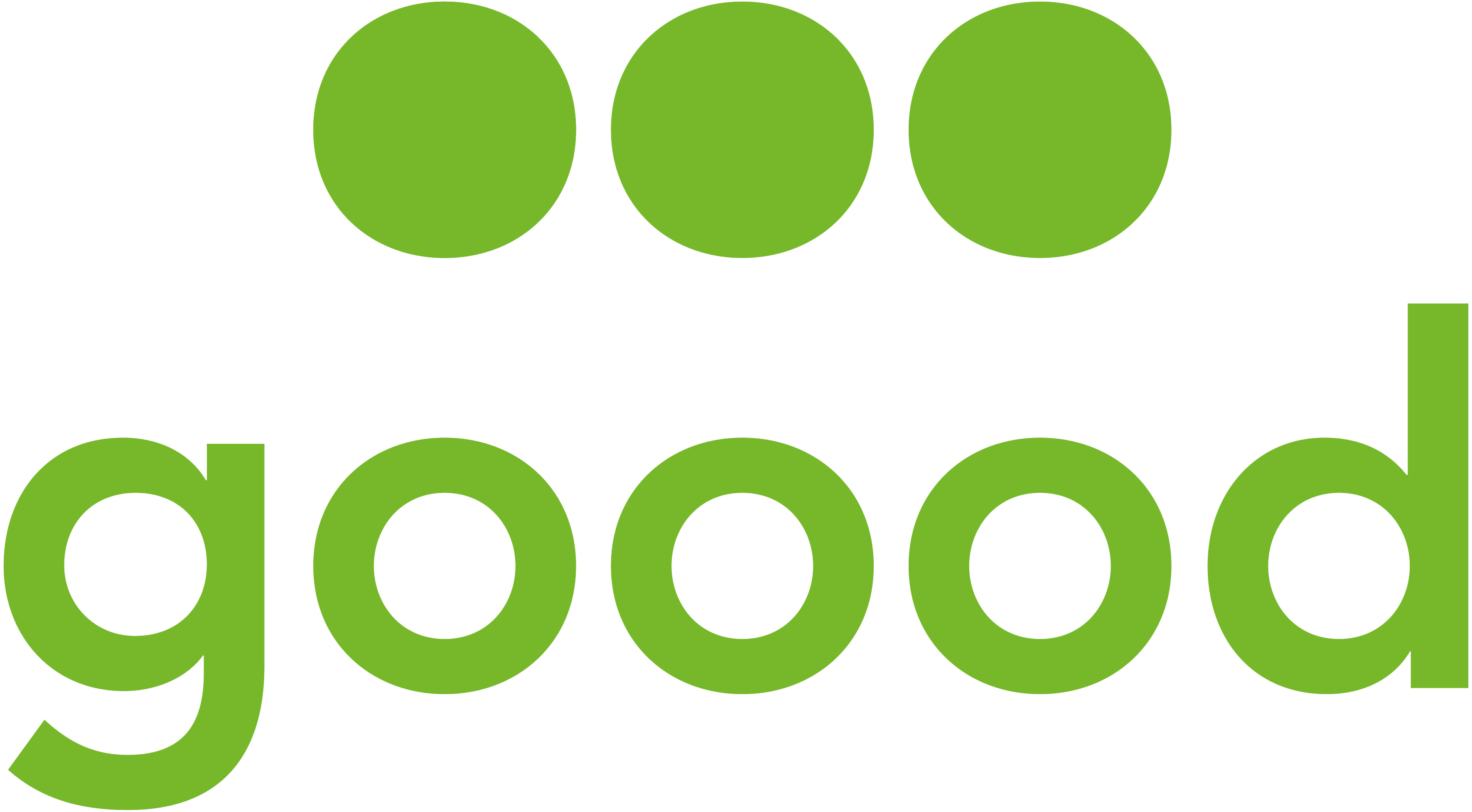 Logo for goood network Holding AG