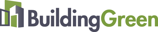 Logo for BuildingGreen, Inc.