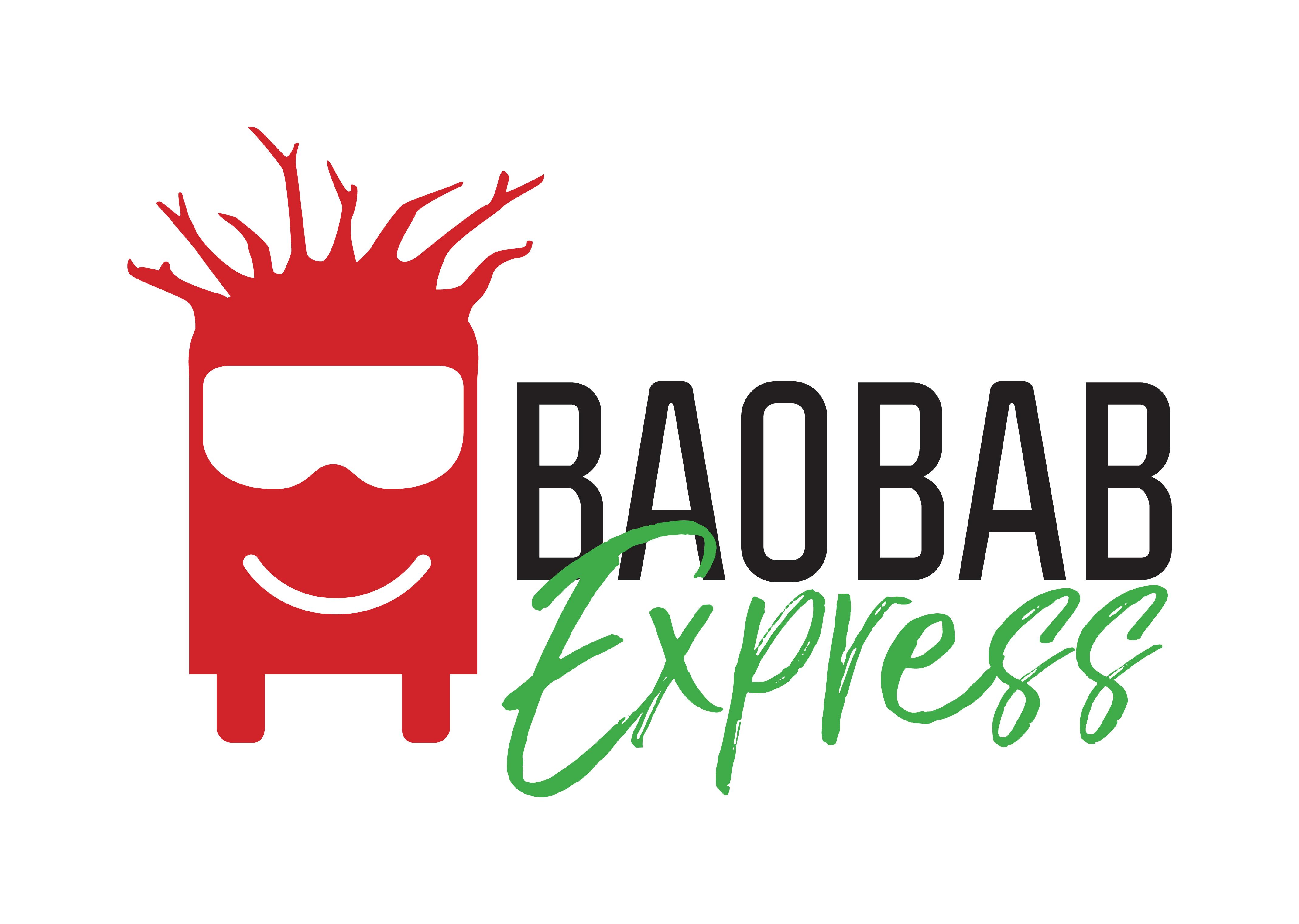 Logo for Baobab Express SA
