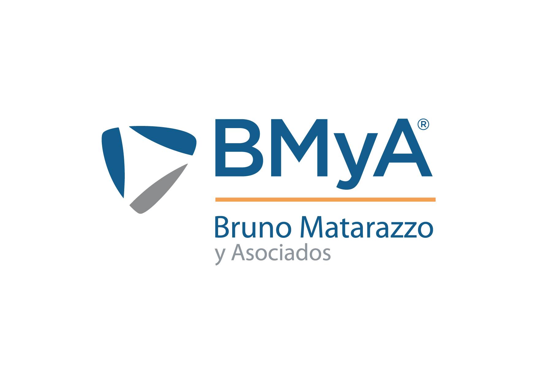 Logo for BMyA / Bruno Matarazzo y Asoc.
