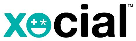 Logo for Xocial