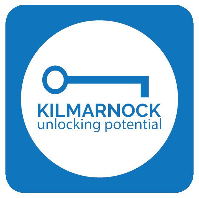 Logo for Kilmarnock Enterprises