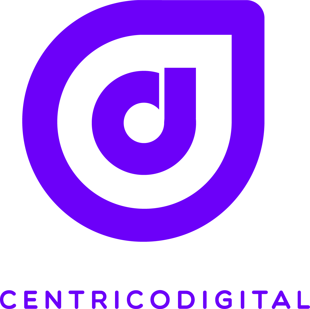 Logo for Céntrico Digital