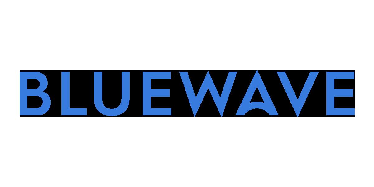 Logo for BlueWave Solar