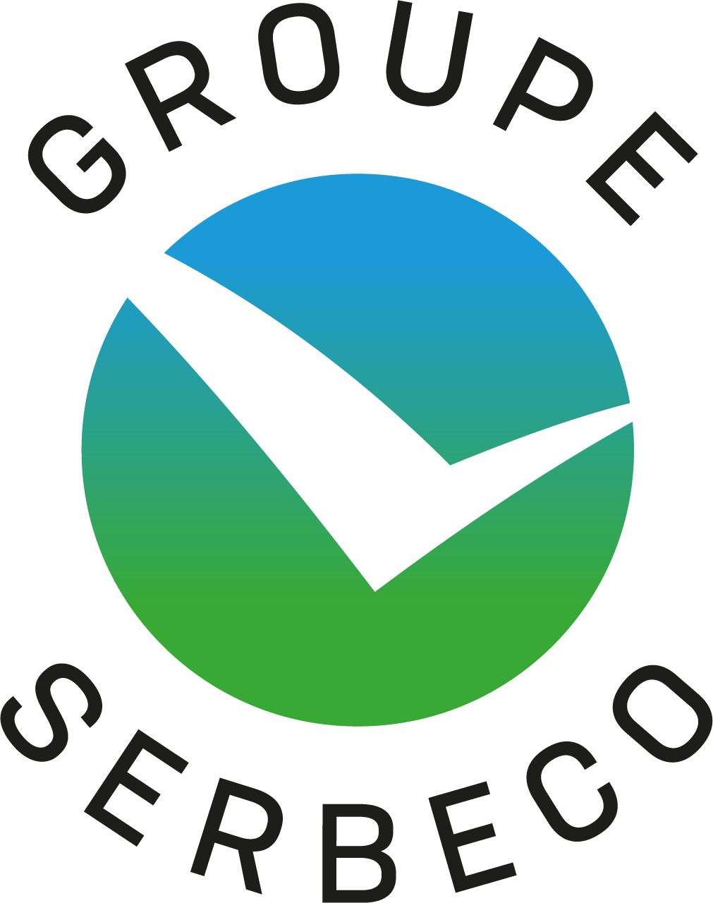 Logo for GROUPE SERBECO (Serbeco SA, ProP SA, Energie durable SA)