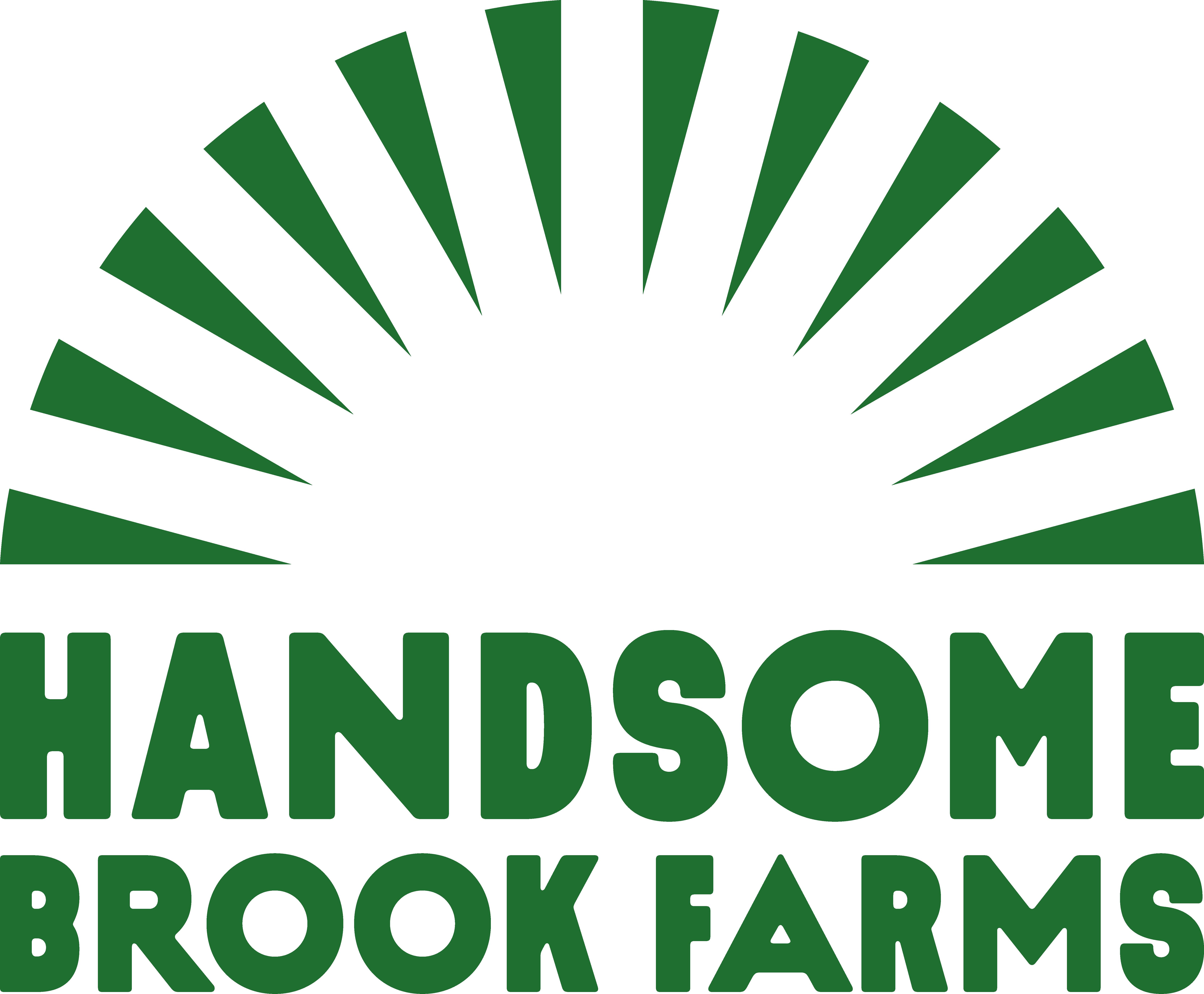 Logo for Handsome Brook Farms