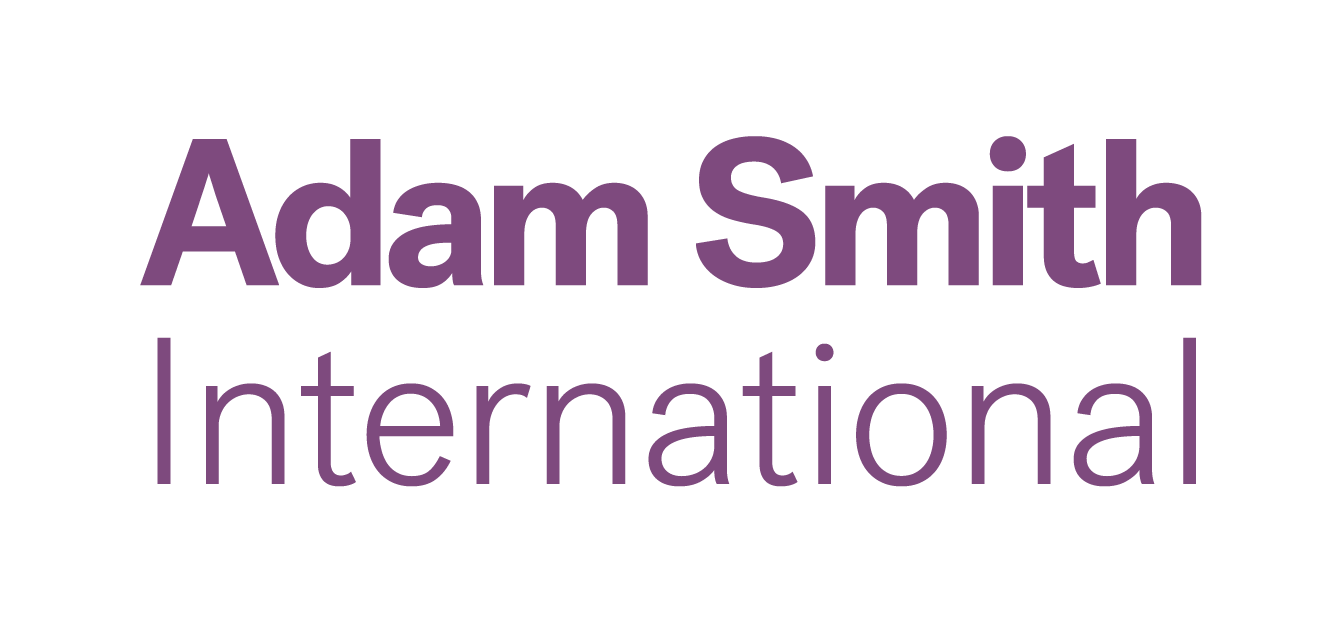 Logo for Adam Smith International