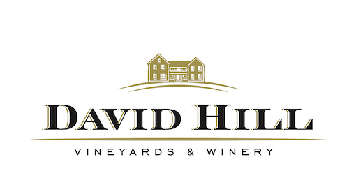 Logo for David Hill Vineyards and Winery