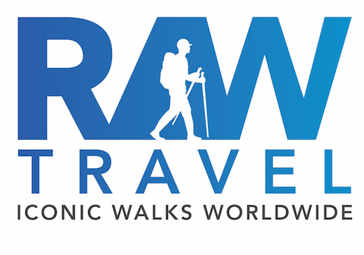Logo for RAW Travel