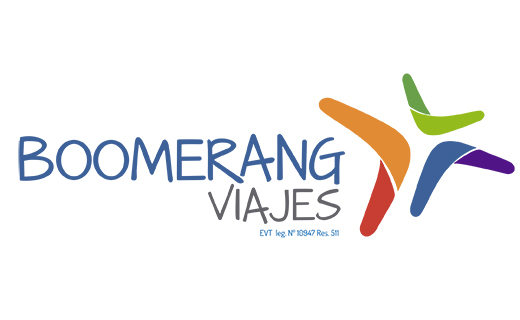 Logo for Boomerang Viajes