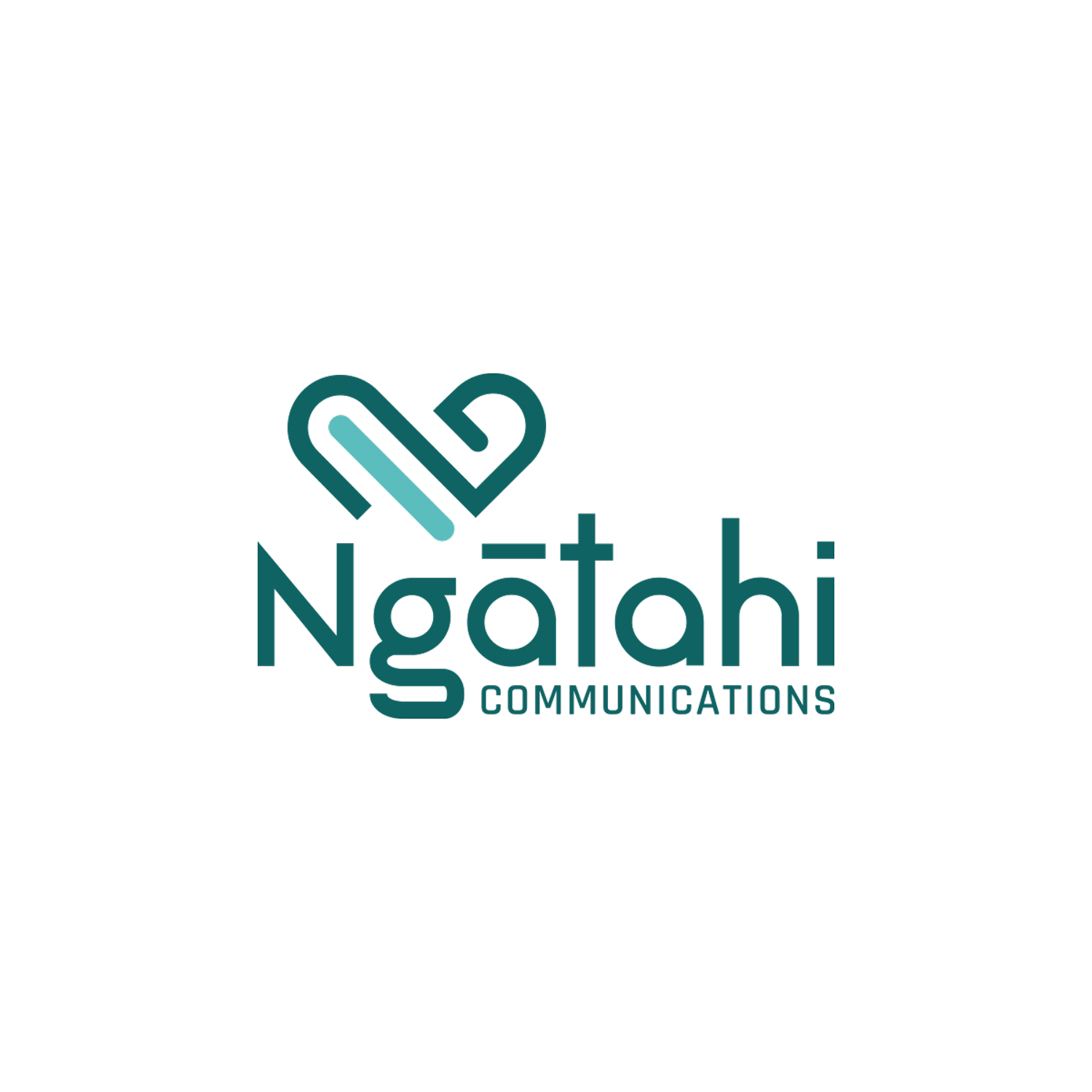 Logo for Ngātahi Communications