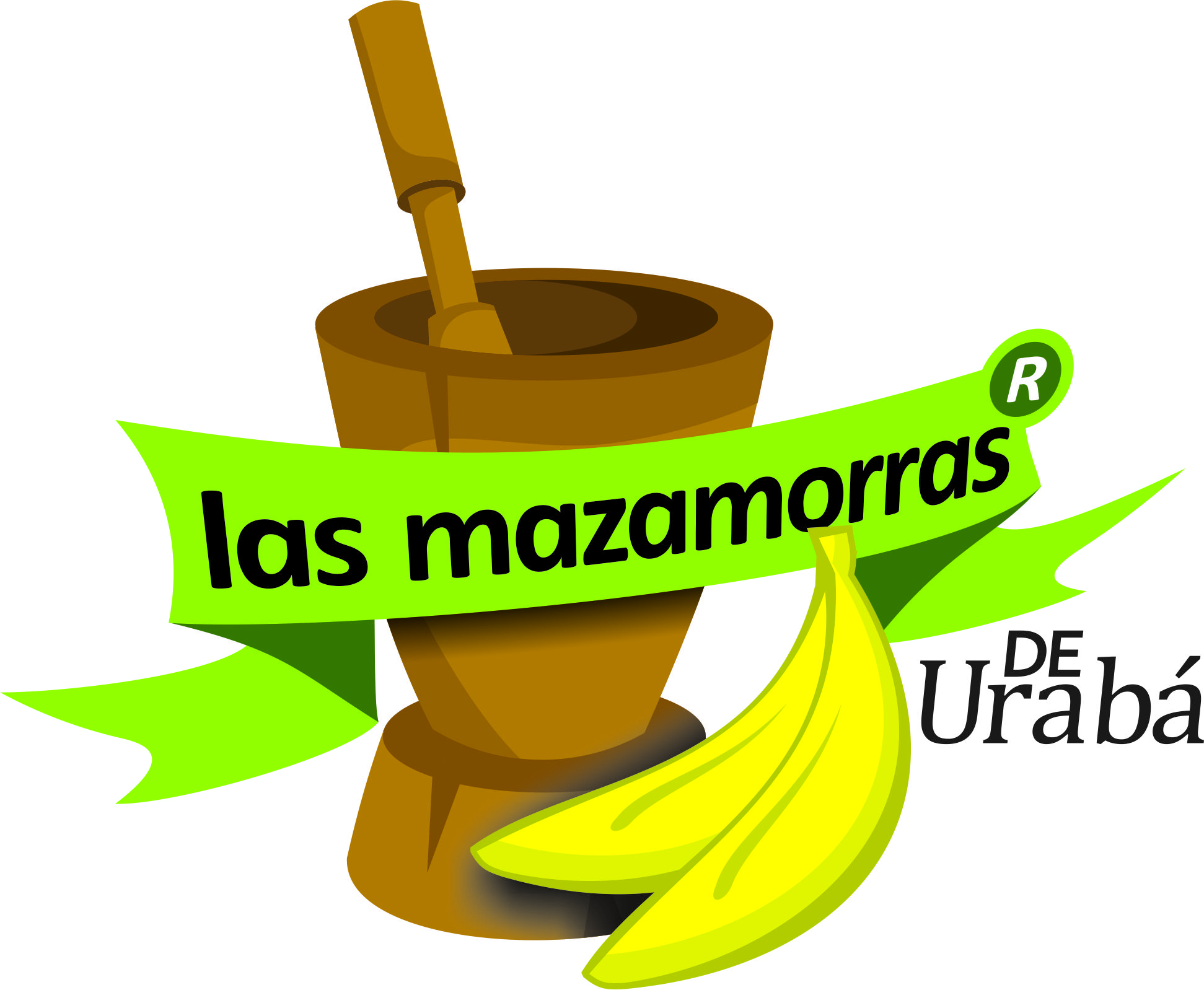 Logo for LAS MAZAMORRAS DE URABA