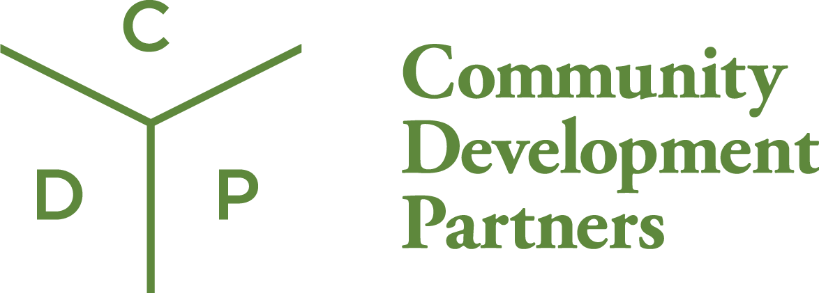 Logo for Community Development Partners