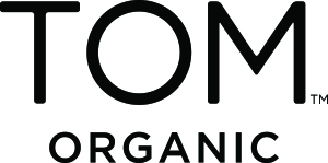 Logo for TOM Organic