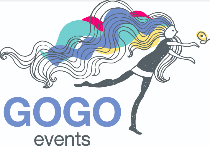 Logo for GOGO events Pty Ltd